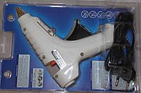 Пистолет клеевой электрический большой