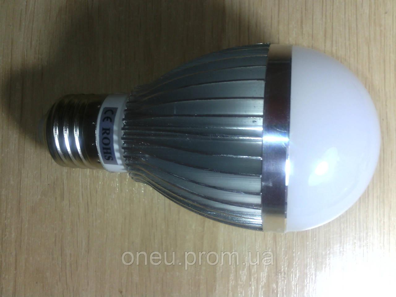 Светодиодные лампы 15w, алюминиевый корпус радиатор - o_neu в Одесской области