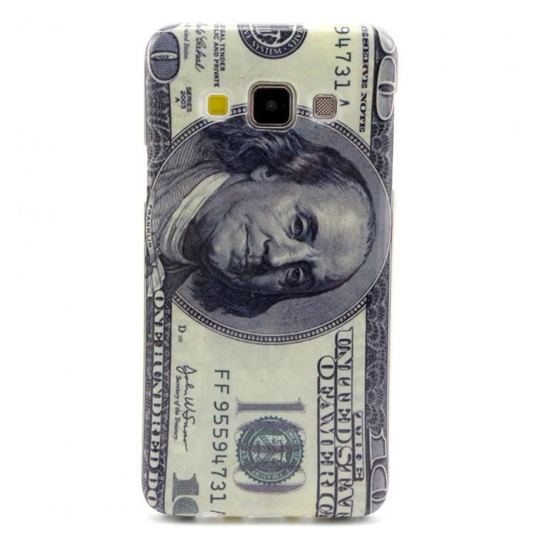Пластиковый чехол Samsung A7 A7000, E6