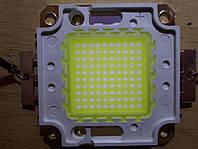 Светодиод 100Вт (100w) 9000Lm 3шт в лоте