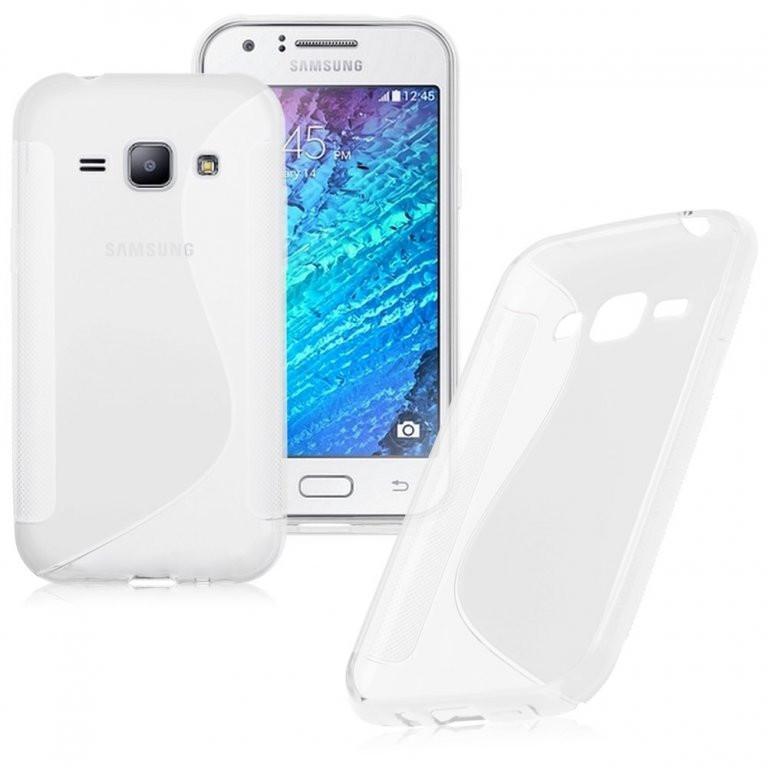 Силиконовый чехол для Samsung Galaxy J1/J100, G41