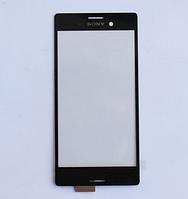 Оригинальный тачскрин сенсор (сенсорное стекло) Sony Xperia M4 Aqua E2303 E2306 E2312 E2333 E2353 E2363 черный