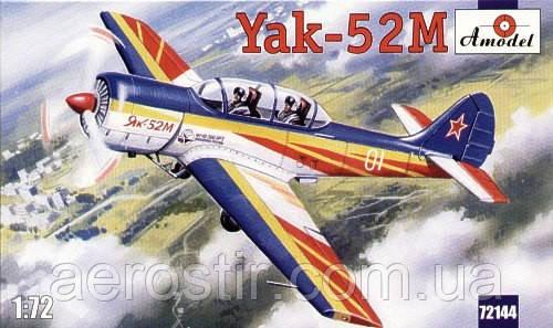 Yak-52M 1/72 AMODEL 72247