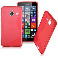 Силиконовый чехол Microsoft Nokia Lumia 640XL, N95