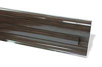 Плинтус 60 мм венге