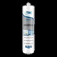 TEKASIL UNIVERSAL (прозрачный) Силиконовый герметик для уплотнения швов 280 ml