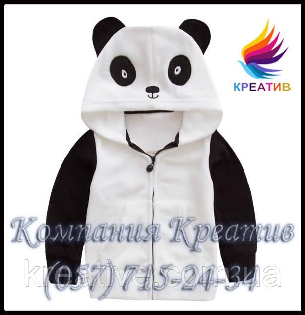 ОПТ Детские кофты кигуруми панда (заказ от 50 шт)