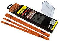 """Полотно для ножовок STANLEY """"Rubis"""" по металлу молибденовое жесткое L=300мм 100шт Арт.(1-15-906)"""