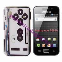 Пластиковый чехол Samsung Galaxy Ace S5830, QG610