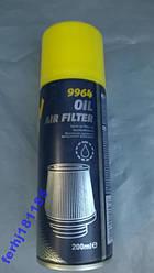 Просочення олійна для повітр.фільтрів SCT MANNOL