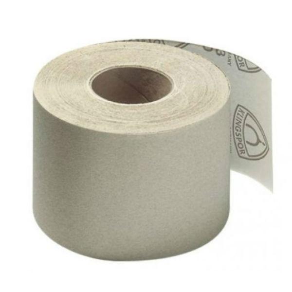 Шлифовальная бумага Klingspor PS 37 BW P120 115х50000, рулон