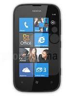 Защитная пленка для Nokia Lumia 510, 2шт