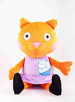 Детская мягкая игрушка,котик Кенди
