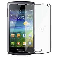 Защитная пленка для Samsung Wave 3 S8600 2шт