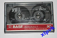 Винт. аудиокассета BASF FERRO EXTRA 90 GERMANY