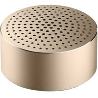 Портативная колонка Xiaomi Mi Portable Bluetooth Speaker Gold