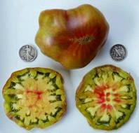 Помидор   Ananas Noire  8 семян Редкость