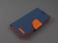 Чехол книжка Goospery для Meizu M2 M2 mini синий