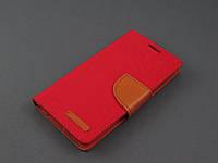 Чехол книжка Goospery для Meizu M2 M2 mini красный