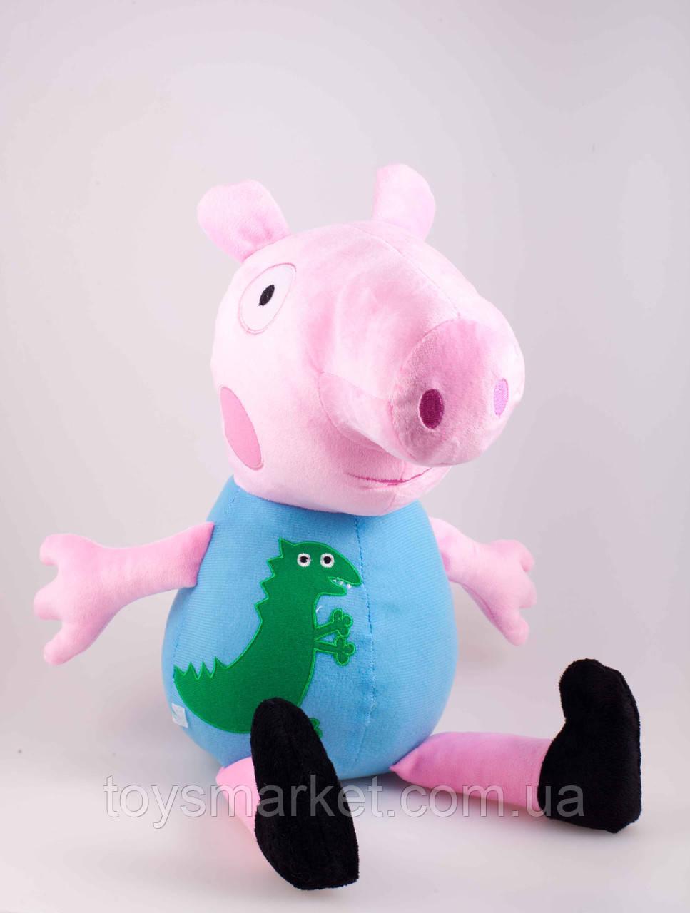Мягкая игрушка свинка Джордж, Свинка Пеппа