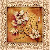 Вышивка бисером Идейка Шиповник (ВБ1023) 30 x 30 см