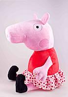 Детская мягкая игрушка,свинка Пеппа