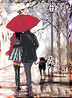 Вышивка бисером Идейка Любовь рядом (ВБ1063) 30 x 40 см