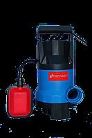 ГОРИЗОНТ насос пластиковий з поплавком  P203 1300 Вт
