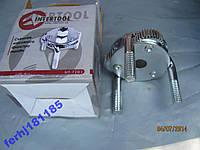 Intertool HT-7201 Съёмник масляного фильтра краб
