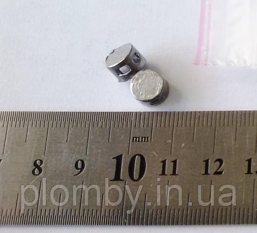 Lead Seal Ø 8 mm (100 pcs)