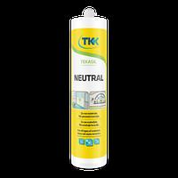 TEKASIL NEUTRAL (белый) Силиконовая однокомпонентная уплотнительная масса для герметизации и склеивания