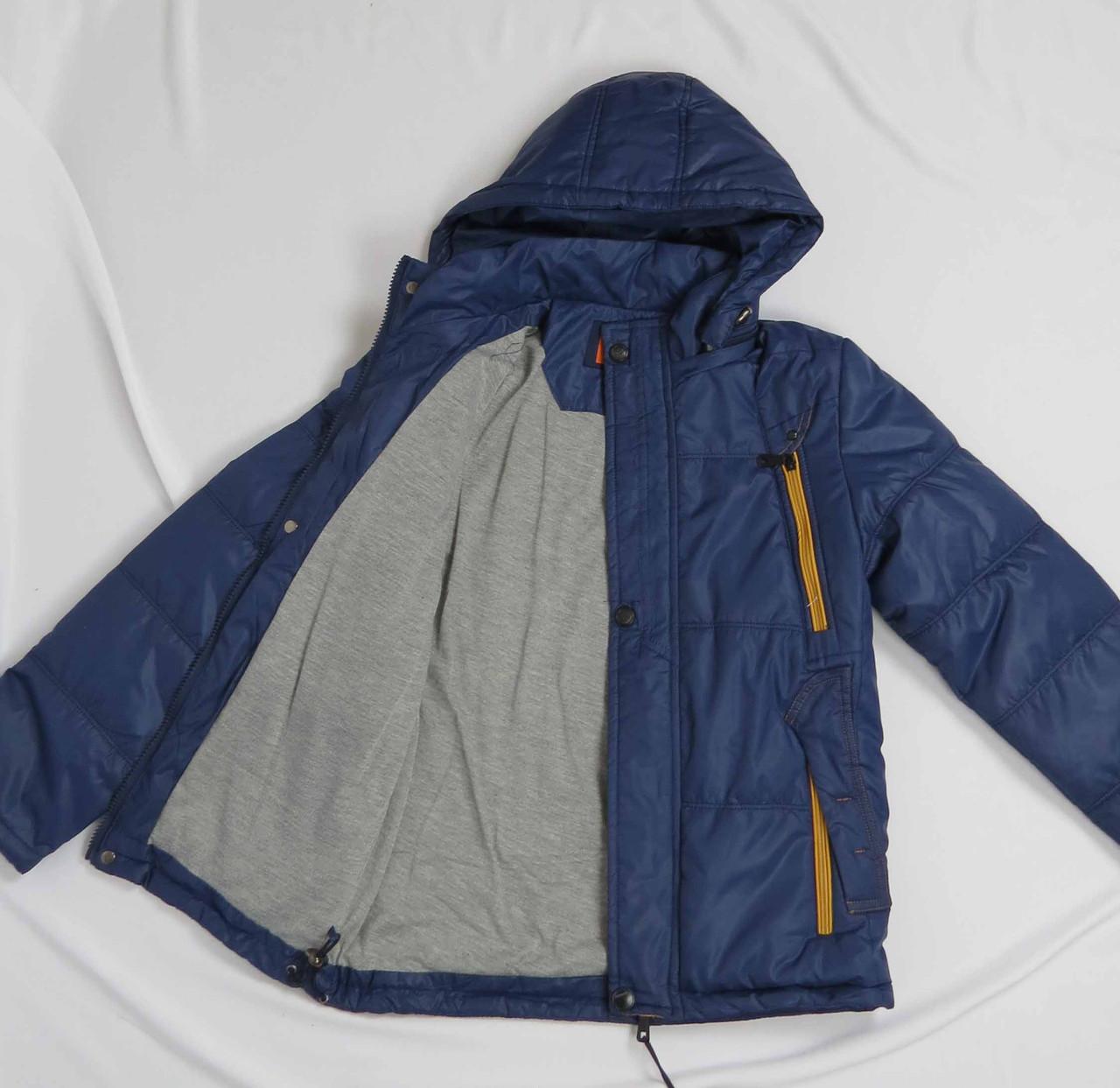 Куртка код 606 подросток, размеры рост 128 см - 152 см, размеры 7 лет - 12 лет, фото 2