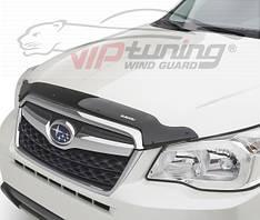 Дефлектор капота Nissan Terrano III  2014-