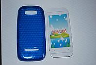 Силиконовый чехол для Nokia Asha 305 306, QN880