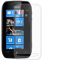 Глянцевая пленка для Nokia Lumia 710, F123 3шт