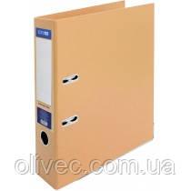 """Папка-регистратор """"Economix Lux"""" А4, 70 мм, (собранная)"""