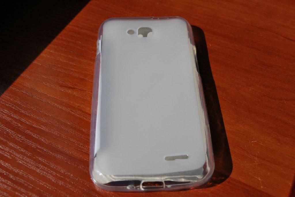 Силиконовый чехол для LG L90 D405 D410, L92