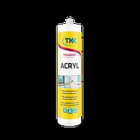 TEKADOM ACRYL (белый) Акриловый герметик для уплотнения соединений пористых строительных материалов