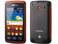Матовая пленка Samsung Galaxy Xcover S5690 2шт
