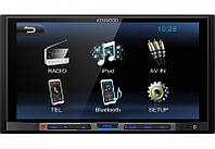 Kenwood DVD ресиверы Kenwood DMX100BT
