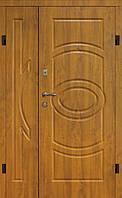 Двері вхідні БЕЗКОШТОВНА ДОСТАВКА в часний будинок 1,20 х 2,05, фото 1