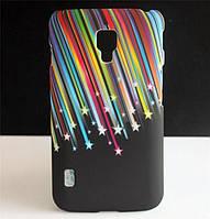 Пластиковый чехол Samsung S4 Mini i9190 i9192, E11
