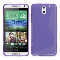 Силиконовый чехол для HTC Desire 610, H296