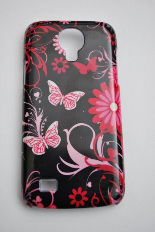 Пластиковый чехол Samsung S4 Mini i9190 i9192, E26