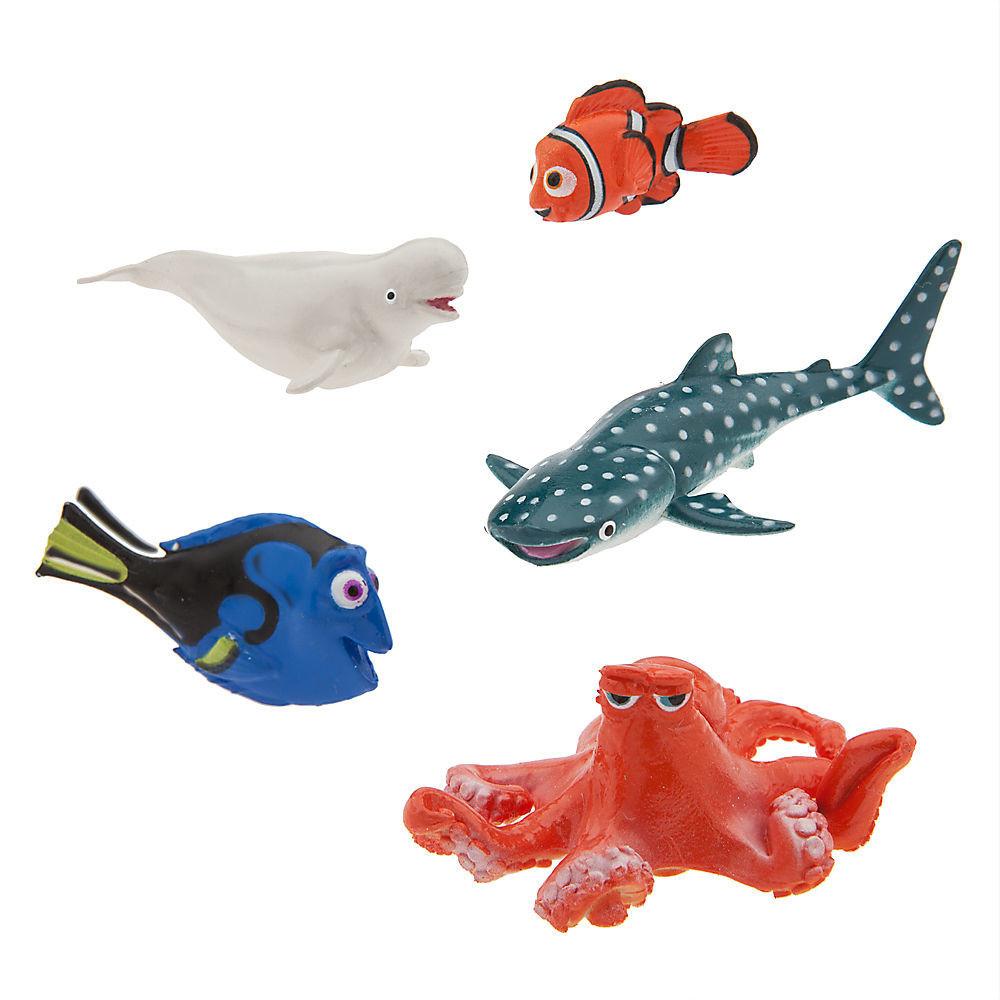 ДИСНЕЙ набор из 5 рыбок из мф В ПОИСКАХ ДОРИ / Finding Dory Disney