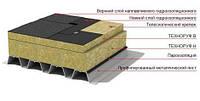 Теплоизоляция базальтовая минеральная вата ТЕХНОРУФ В60  Технониколь 30/40/50 мм/плотность 180 кг/м3