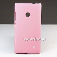 Пластиковый чехол для Nokia Lumia 520, QN120