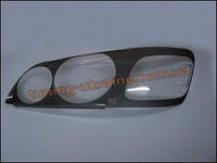 Защита фар Sim для Toyota Ipsum 1995-01 карбон