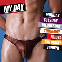 Мужское эротическое бельё Super Body Week Brown лот 2035