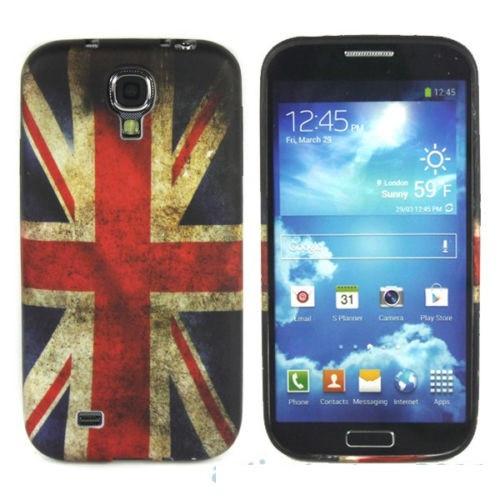 Силиконовый чехол Samsung Galaxy S4 i9500, G52